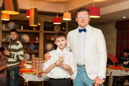 Денис Чудаев ведущий «Дня защиты детей»